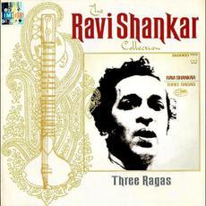 Three Ragas (Re-Issue) mp3 Album by Ravi Shankar