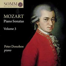 Piano Sonatas, Volume 3 mp3 Album by Peter Donohoe
