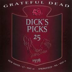 Dick's Picks, Volume 25: New Haven, CT 5/10/78, Springfield, MA 5/11/78 mp3 Live by Grateful Dead