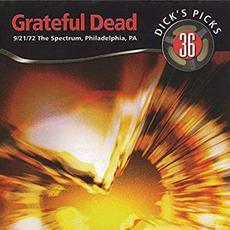 Dick's Picks, Volume 36: The Spectrum, Philadelphia, PA 9/21/72 mp3 Live by Grateful Dead