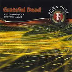 Dick's Picks, Volume 35: San Diego, CA 8/7/71, Chicago, IL 8/24/71 mp3 Live by Grateful Dead