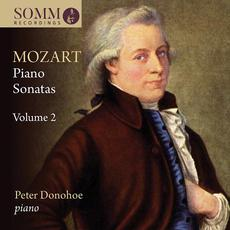 Piano Sonatas, Volume 2 mp3 Album by Peter Donohoe