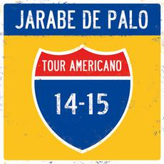 Tour Americano 14-15 mp3 Live by Jarabe De Palo