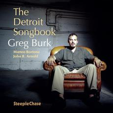 The Detroit Songbook mp3 Album by Greg Burk