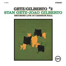 Getz/Gilberto #2 (Re-Issue) mp3 Album by Stan Getz & João Gilberto