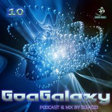 Goa Galaxy, Vol.10 mp3 Compilation by Various Artists