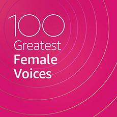 100 Greatest Female Voices mp3 Compilation by Various Artists