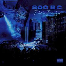 800 BC mp3 Album by Fivio Foreign