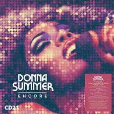 Encore, CD21 (Limited Edition) mp3 Artist Compilation by Donna Summer