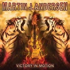 Victory in Motion mp3 Album by Martin J. Andersen