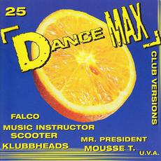 Dance Max 25 mp3 Compilation by Various Artists