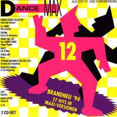 Dance Max 12 mp3 Compilation by Various Artists