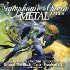 Symphonic & Opera Metal, Vol. 6 mp3 Compilation by Various Artists