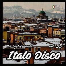 Italo Disco: The Lost Legends, Vol. 35 mp3 Compilation by Various Artists