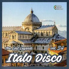 Italo Disco: The Lost Legends, Vol. 34 mp3 Compilation by Various Artists