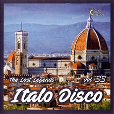 Italo Disco: The Lost Legends, Vol. 33 mp3 Compilation by Various Artists