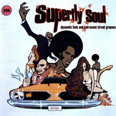 Superfly Soul: Dynamite Funk and Bad-Assed Street Grooves mp3 Compilation by Various Artists
