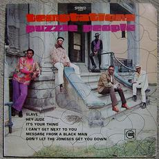 Puzzle People mp3 Album by The Temptations