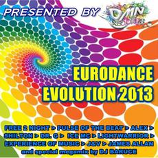 Eurodance Evolution 2013 mp3 Compilation by Various Artists