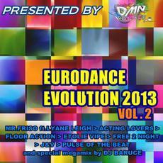 Eurodance Evolution 2013, Vol.2 mp3 Compilation by Various Artists