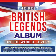 The Best British Legends Album in the World... Ever! mp3 Compilation by Various Artists