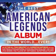 The Best American Legends Album in the World... Ever! mp3 Compilation by Various Artists