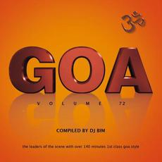 GOA, Volume 72 mp3 Compilation by Various Artists