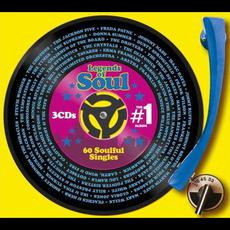 The #1 Album: Legends of Soul mp3 Compilation by Various Artists