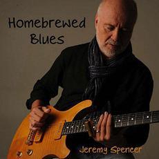 Homebrewed Blues mp3 Album by Jeremy Spencer