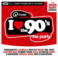 I Love The 90's: The 2020 Party Edition mp3 Compilation by Various Artists