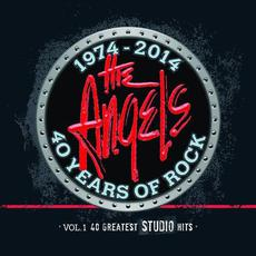 40 Years of Rock, Vol. 1: 40 Greatest Studio Hits mp3 Artist Compilation by The Angels