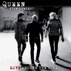 Live Around the World mp3 Live by Queen + Adam Lambert