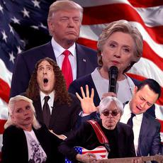 Songify the Election: 2016 mp3 Album by The Gregory Brothers