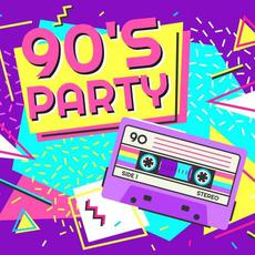 90's Retro Party mp3 Compilation by Various Artists