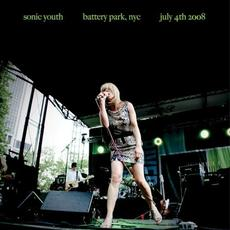 Battery Park, NYC: July 4th 2008 (Live) mp3 Live by Sonic Youth