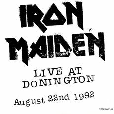Live at Donington: August 22nd 1992 (Japanese Edition) mp3 Live by Iron Maiden