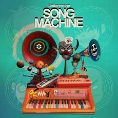 Song Machine, Season One: Strange Timez (Deluxe Edition) mp3 Album by Gorillaz