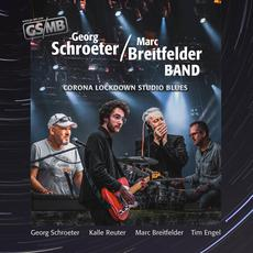 Corona Lockdown Studio Blues mp3 Album by Georg Schroeter & Marc Breitfelder