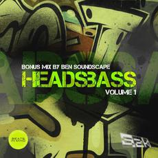 HEADSBASS, Volume 1 mp3 Compilation by Various Artists