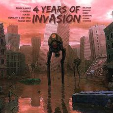 4 YEARS OF INVASION mp3 Compilation by Various Artists