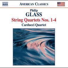 String Quartets nos. 1-4 mp3 Album by Philip Glass
