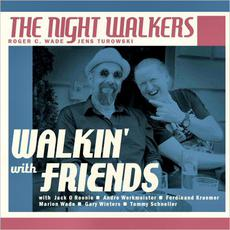 Walkin' With Friends mp3 Album by The Night Walkers