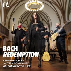 Bach: Redemption mp3 Album by Anna Prohaska, Lautten Compagney, Wolfgang Katschner