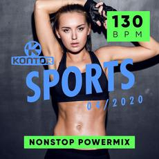 Kontor Sports Nonstop Powermix, 2020.04 mp3 Compilation by Various Artists