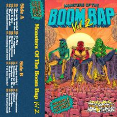 Monsters Of The Boom Bap Vol. 2 mp3 Album by Pounda & NoModico