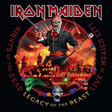 Nights of the Dead Legacy of the Beast Live in Mexico City mp3 Live by Iron Maiden