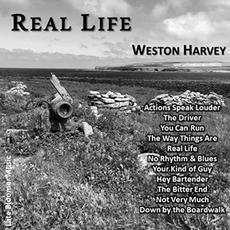 Real Life mp3 Album by Weston Harvey