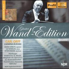 Günter-Wand-Edition, Volume 5 mp3 Album by Carl Orff