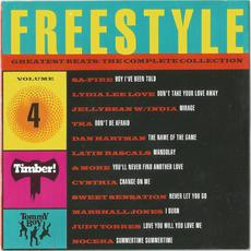 Freestyle Greatest Beats: The Complete Collection, Volume 4 mp3 Compilation by Various Artists