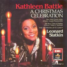 A Christmas Celebration mp3 Album by Kathleen Battle
